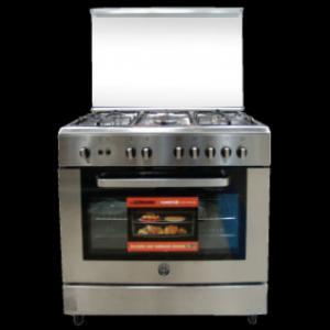 La Germania Oven - Gas top, Electric Oven - Service Central Job